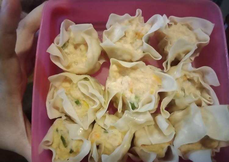 Dimsum Ayam Udang || Qisti Ares recipe