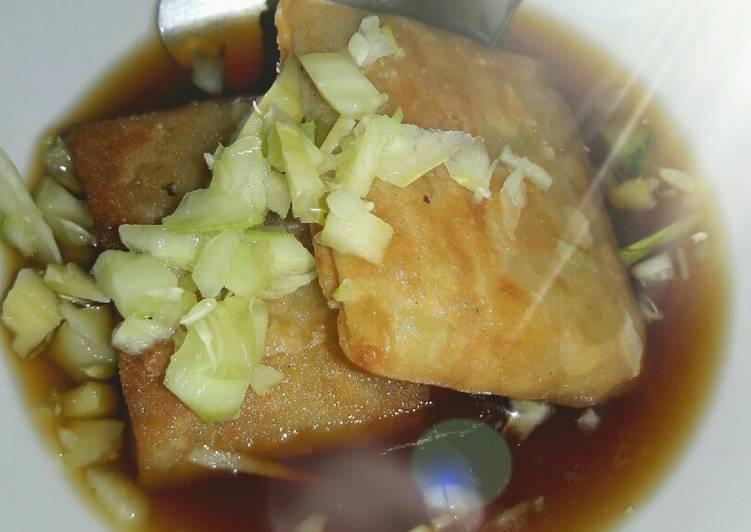 Martabak kentang
