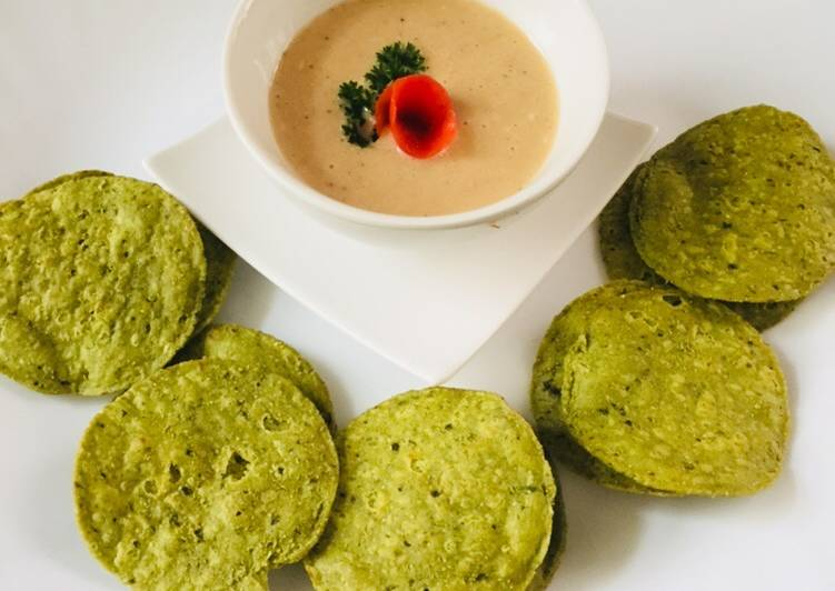 Recipe of Favorite Tahini dip
