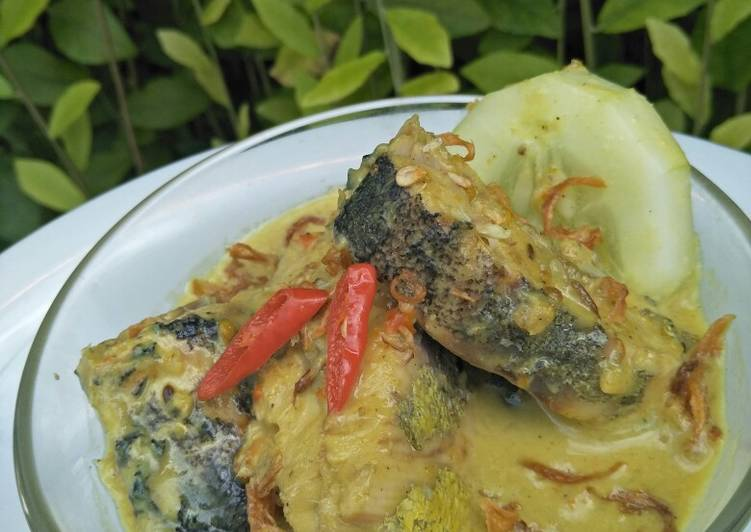 Gulai Ikan Lemadang|Mahi-Mahi