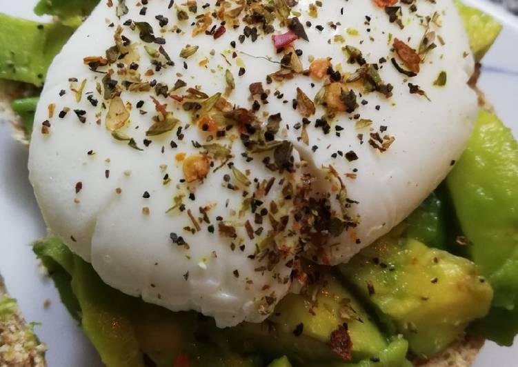 Huevo poché🤩