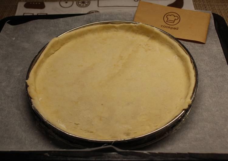 recette Pâte brisée Le plus simple