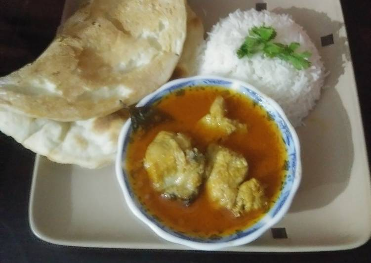 What is Dinner Easy Blends Chicken ka salan