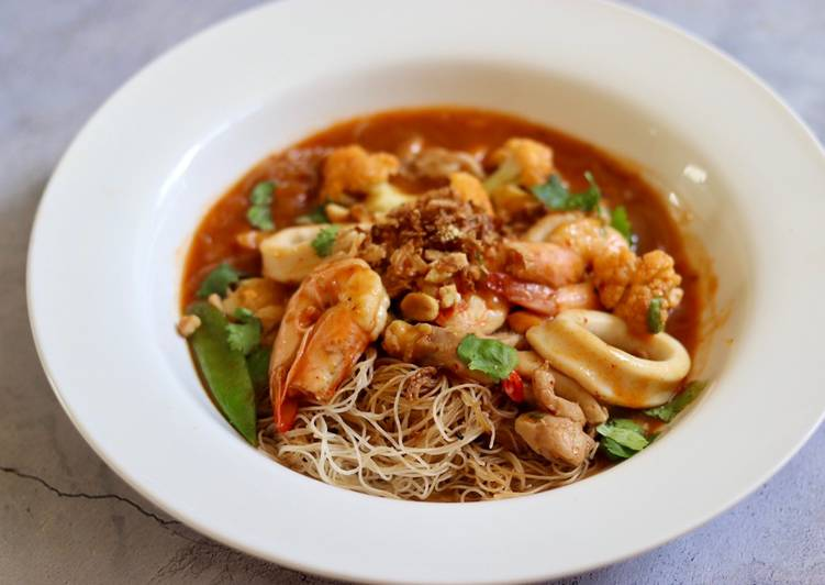 Step-by-Step Guide to Make Ultimate Mee Kuah 🇲🇾