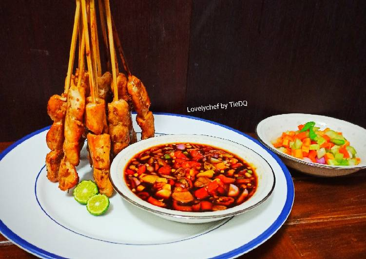 Sate Ayam Gurih - cookandrecipe.com