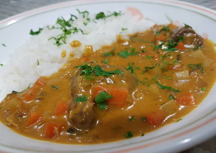 Japanese Blue Cheese Curry, Foods That Are Good For Your Heart
