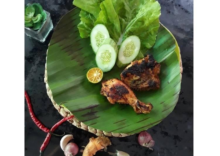 Ayam Bakar Bumbu Padang