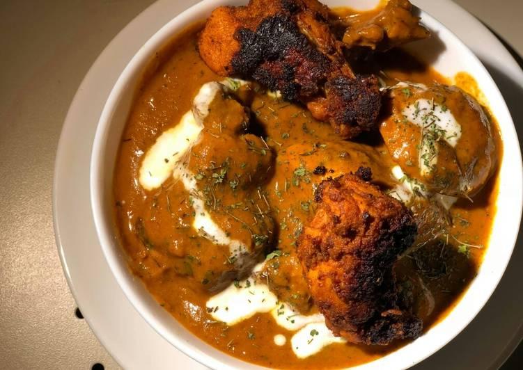 Tandoori Butter Chicken Masala Recipe By Sanjana Patra Cookpad