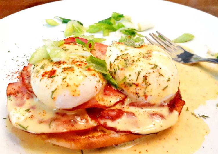 How to Prepare Favorite Eggs Benedict