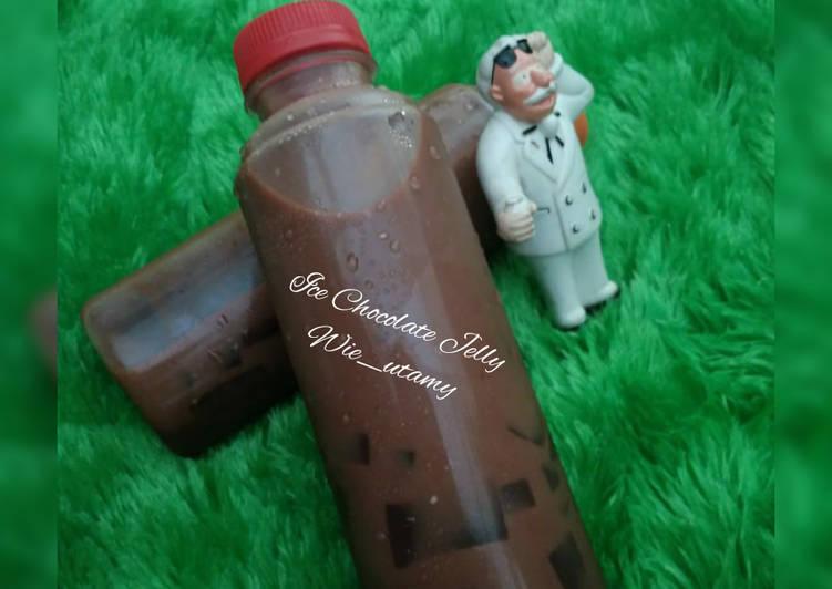 Es Coklat Nutrijel