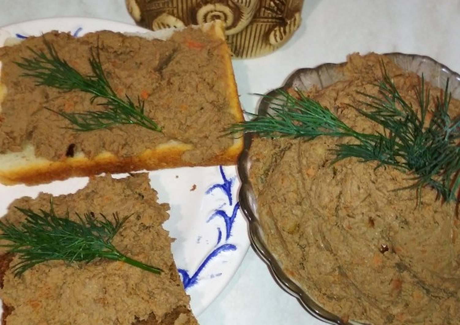 паштет из зайца рецепт с фото классы изготовлению поделок