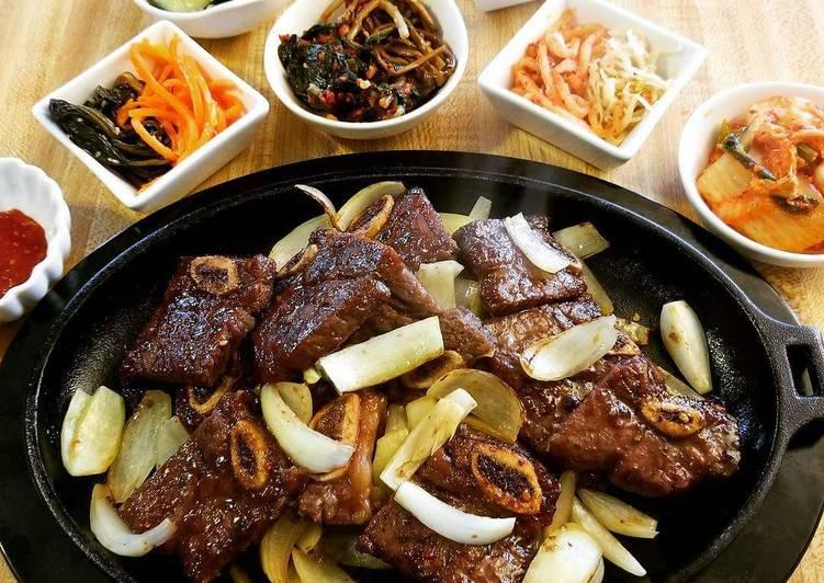 Korean BBQ Ribs – Serious Eat Cookbooks