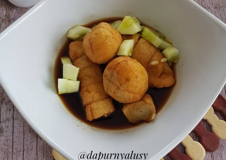 Pempek dos ny liem(anti gagal)