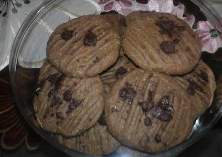 Choco cookies keto