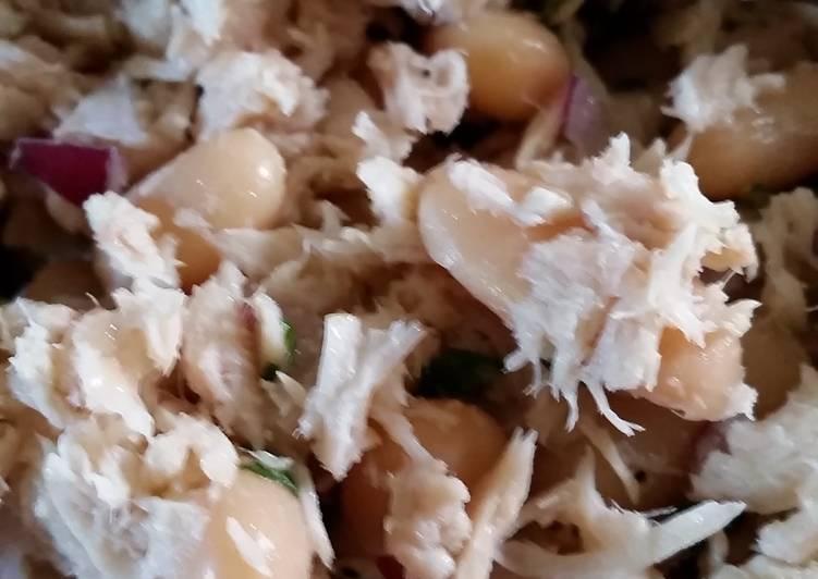 Recipe of Quick Tuna Salad