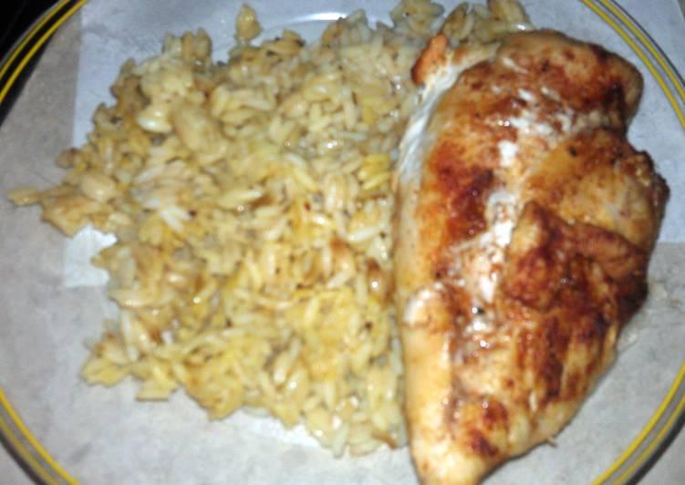 Recipe of Speedy chicken and rice