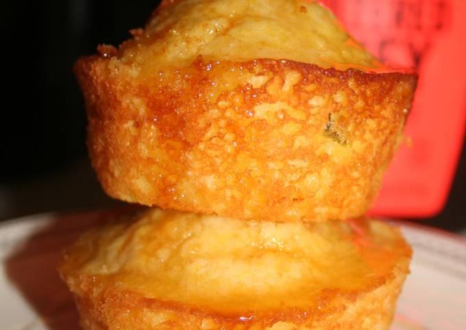 Recipe: Yummy Jalapeno Cornbread Muffins