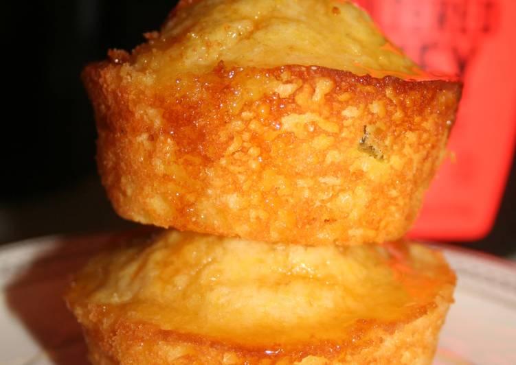 Recipe of Ultimate Jalapeno Cornbread Muffins