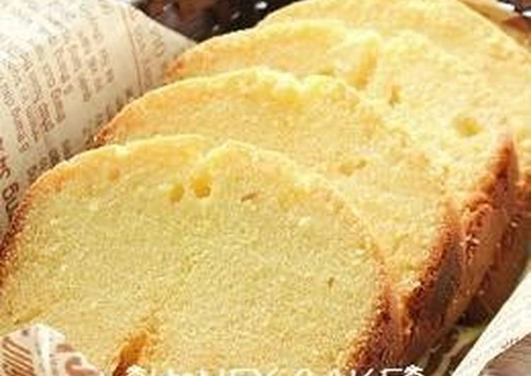 Discover How to Boost Your Mood with Food Honey Pound Cake in a Bread Machine