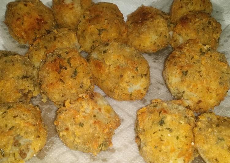 Recipe: Yummy Easy Stuffed Potatoes