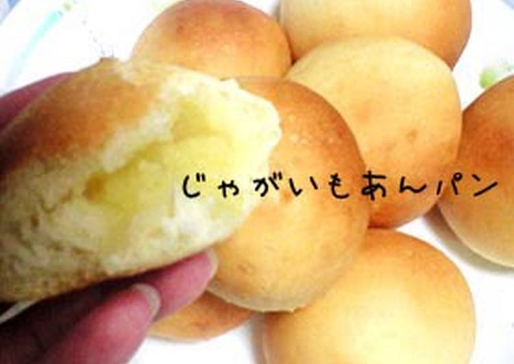 Easiest Way to Make Delicious Potato An Bread