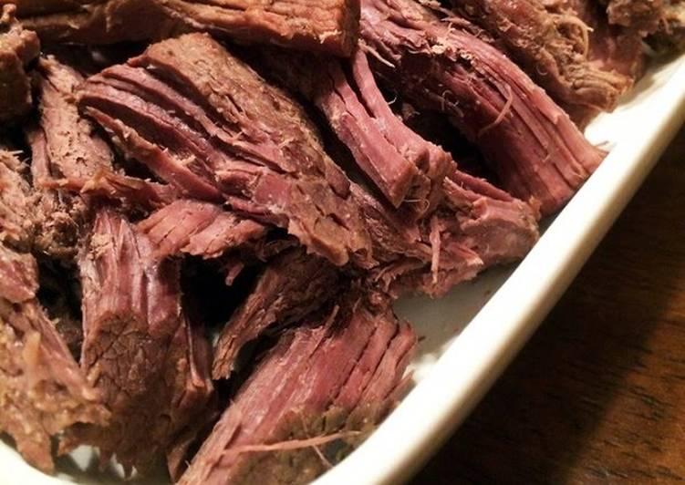 Recipe of Perfect Bourbon, Bacon Elk Roast