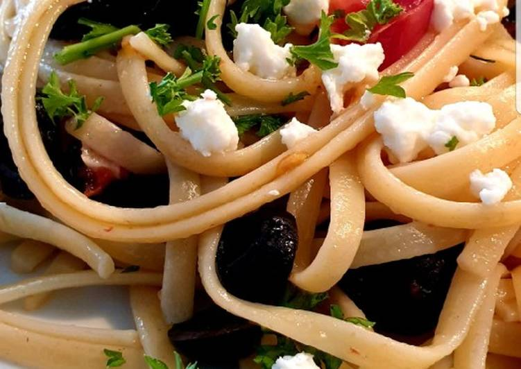 Spaghetti Mediterrane