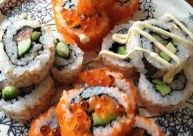 How to Prepare Award-winning California Roll