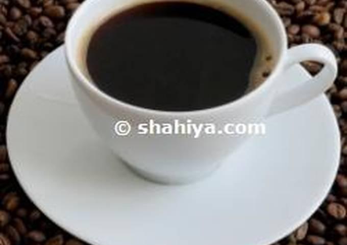 Arabic Coffee, The Saudi Way