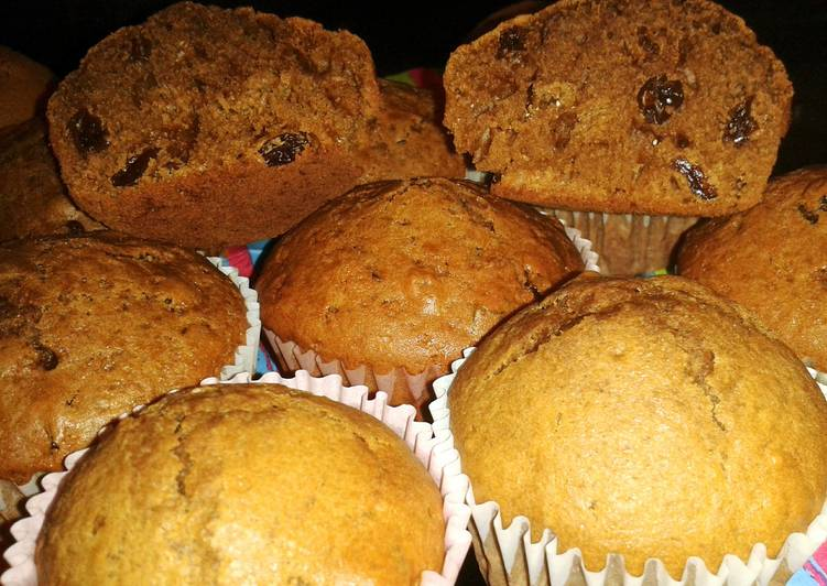 Simple Way to Make Super Quick Homemade coffee muffins
