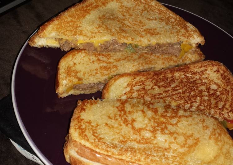 Philly Grilled Cheese, Help Your To Be Healthy And Strong with The Right Foods