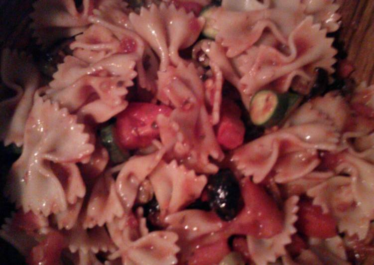 Moxie Pasta Salad