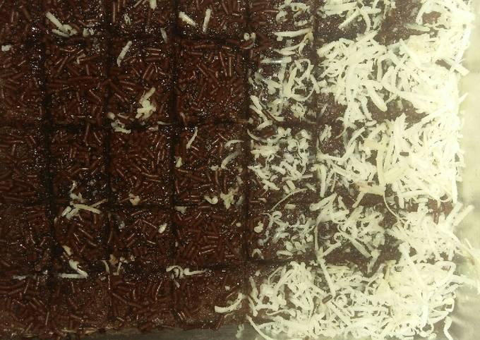 Resep Brownies kukus simple Ala Stefani Horison MasterChef Indonesia