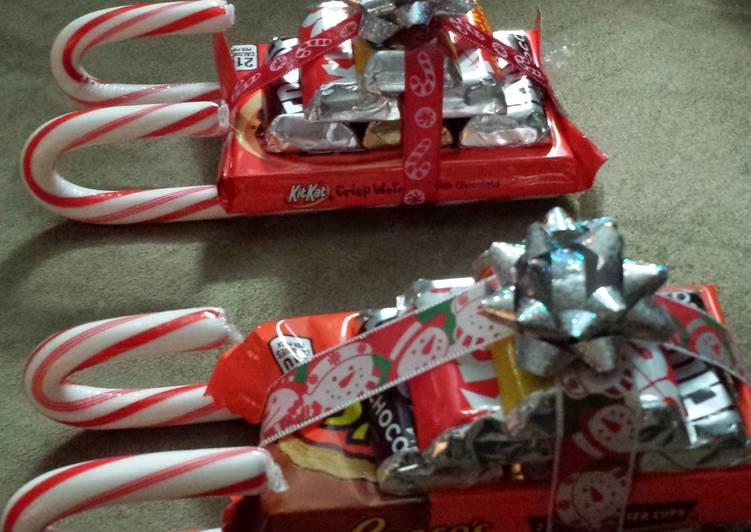 How to Make Yummy Christmas sled
