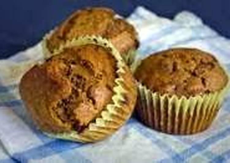 Easy Pumpkin Bars or Muffins