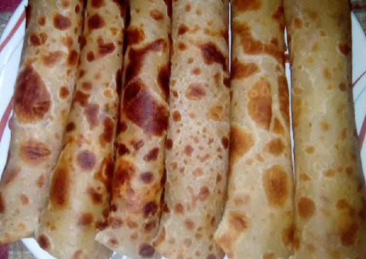 Recipe of Top-Rated Soft Chapati