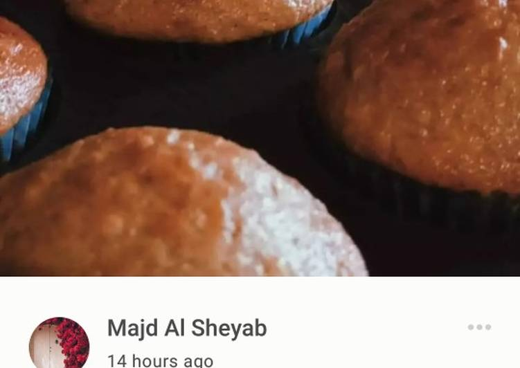 Steps to Make Speedy Delicious cupcake recipe