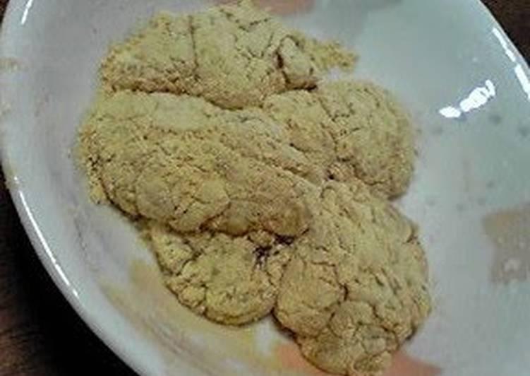 Recipe of Award-winning Traditional Japanese Warabi Mochi with Potato Starch