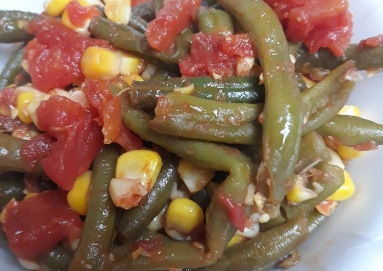 How to Make Award-winning Tomatoes, Corn, and Green Beans