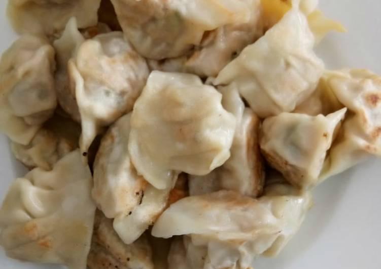 Resep Dumpling Sueciao Makanan Khas Taiwan Oleh Yuliandri Cookpad