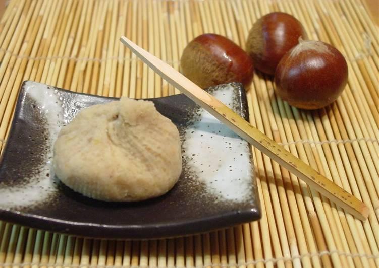 How to Prepare Ultimate Authentic Kuri-Kinton (Chestnut Paste)