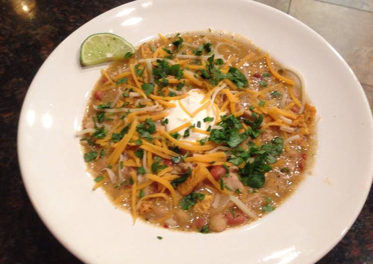 Choosing The Right Foods Will Help You Stay Fit As Well As Healthy White Chicken Chili