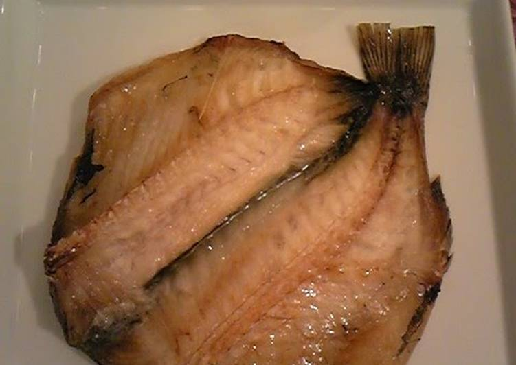 How To Cook Himono (Semi-dried fish)