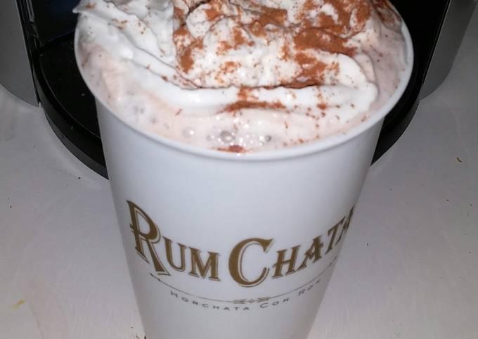 Adult hot chocolate (milk)