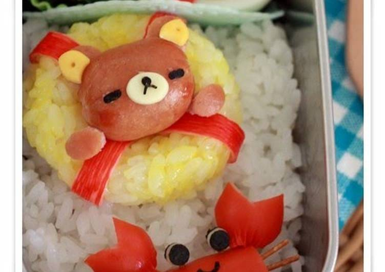 Wiener Sausage Crabs for Charaben