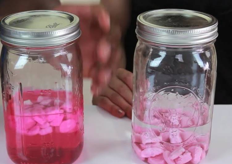 Easiest Way to Prepare Perfect Pink bubble gum vodka