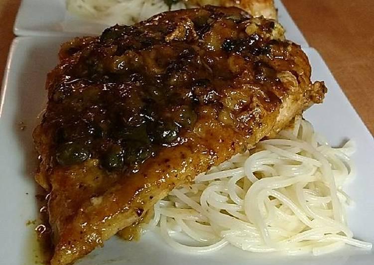 Chicken Piccatta