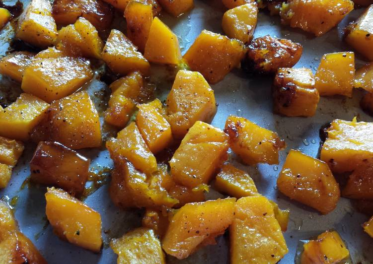 Step-by-Step Guide to Prepare Super Quick Homemade Roasted Butternut Squash
