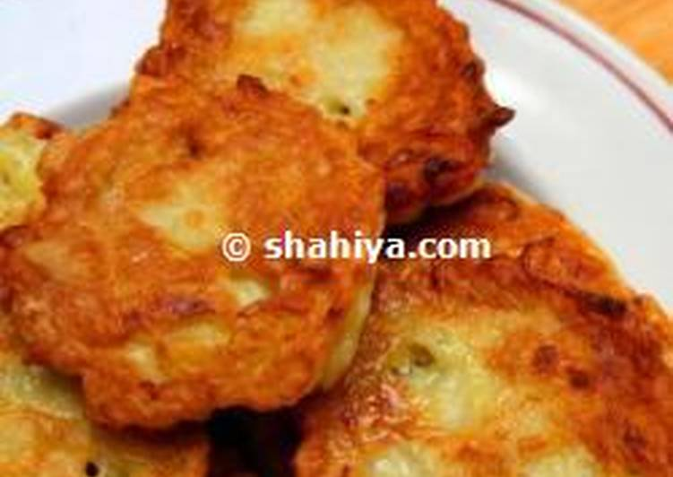 Easiest Way to Prepare Quick Corn and Sweet Potato Fritters