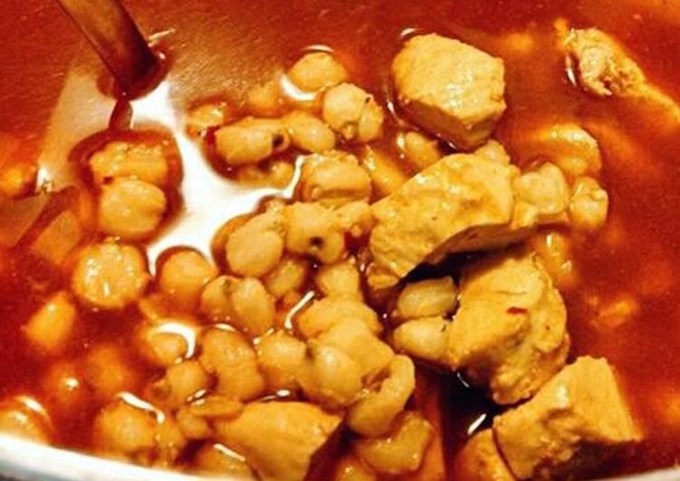Chicken Pozole